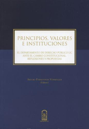 Principios Valores E Instituciones