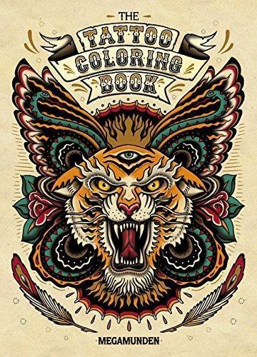 Tatto Coloring Book