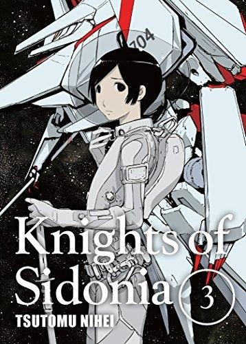 Knights Of Sidonia Volume 3