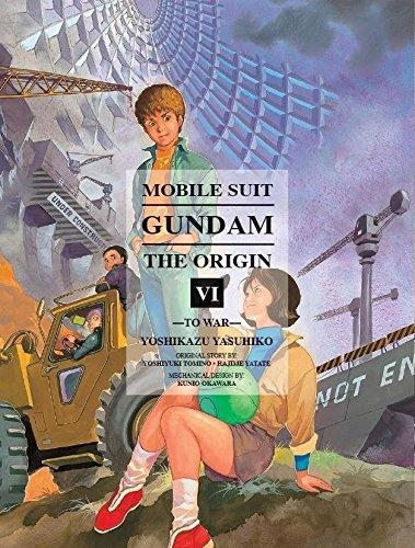 Gundam The Origin, Vol.6