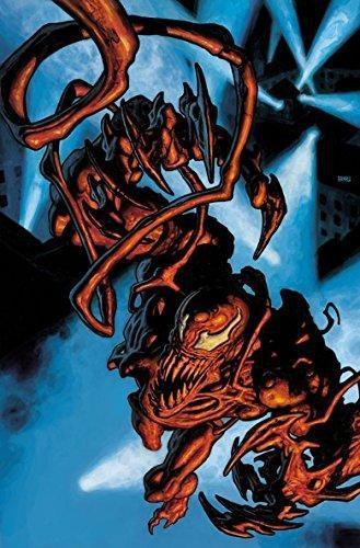 Comic Deadpool Vs Carnage