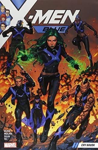 Comic X-Men Blue Vol.4:Cry Havok