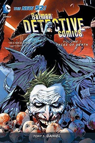 Comic Batman Detective Comics Vol 1