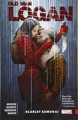 Comic Old Man Logan Vol7:Scarlet Samurai
