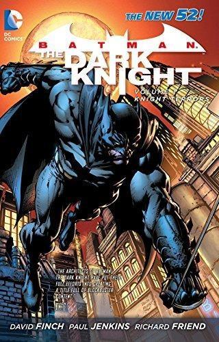Comic Batman The Dark Knight:Terrors Vol