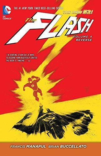 Comic Flash Vol 4 The Reverse