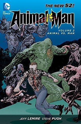 Comic Animal Man Vol 02 Animal Vs Man