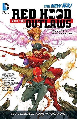 Comic Red Hood Outlaws
