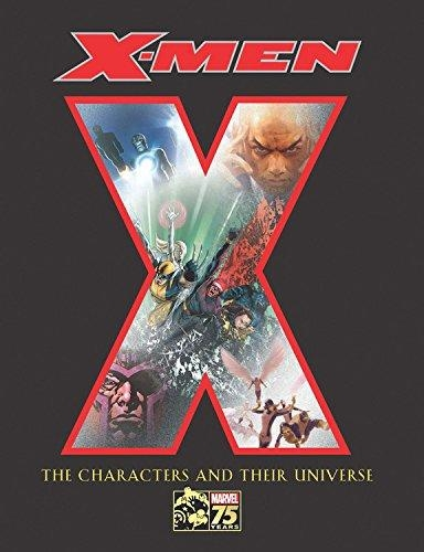 X Men The Characters And Their Universe
