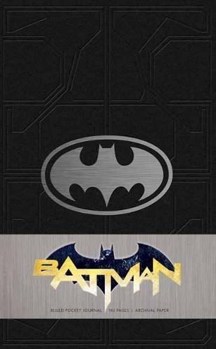 Journal Batman Notebook