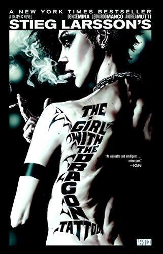 Comic Girl Fragon Tatto
