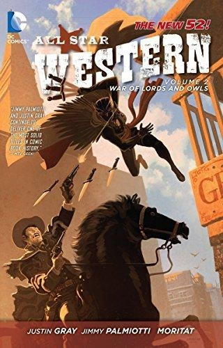 Comic All Star Western Vol 02 The War Of