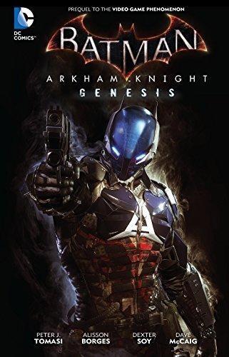 Batman Arkham Khight Genesis