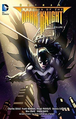 Comic Batman Legends Of Dark Nigth Vol 4