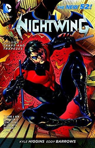 Comic Nightwing Vol.1 Traps And Trapezes