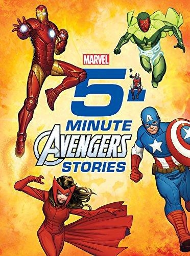 5 Minutes Avengers Stories