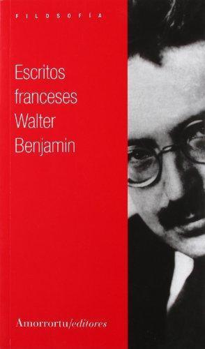 Escritos Franceses Walter Benjamin