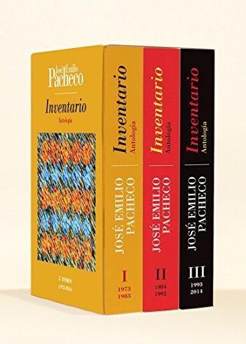 Inventario. Antología 3 tomos