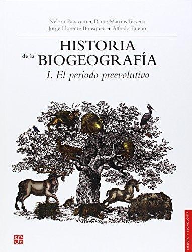 Historia de la biogeografía, I. El periodo preevolutivo