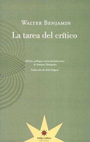 Tarea Del Critico, La