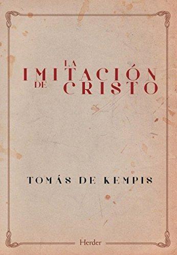 Imitacion De Cristo (2ª Ed), La
