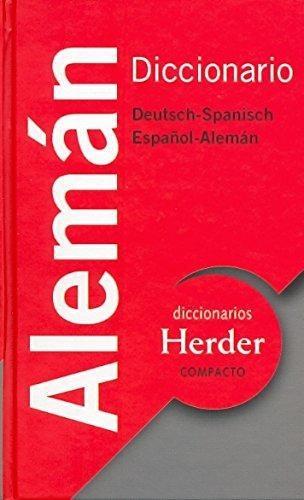 Diccionario (H) Compacto Aleman