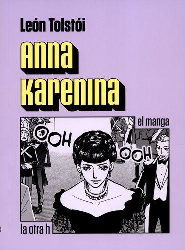 Anna Karenina (En Historieta / Comic)