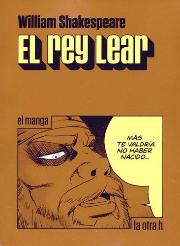 Rey Lear (En Historieta / Comic), El
