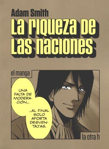 Riqueza De Las Naciones (En Historieta / Comic), La