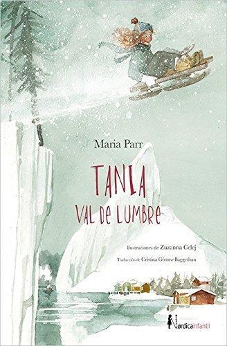 Tania Val De Lumbre (R)