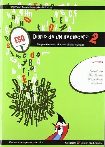 Diario De Un Hechicero 2 Competencia En Comunicacion Linguistica: La Sintaxis
