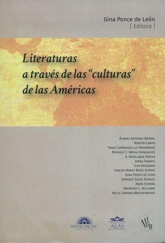 Literaturas A Traves De Las Culturas De Las Americas