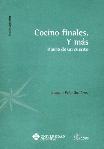 Cocino Finales Y Mas Diario De Un Cuento