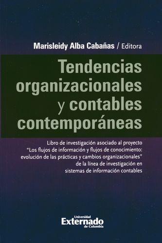 Tendencias Organizacionales Y Contables Contemporaneas