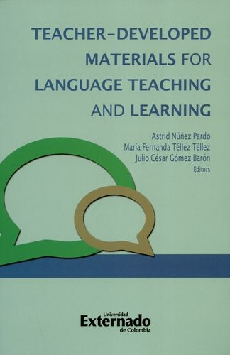 Teacher Developed Materials For Language Teaching And Learning