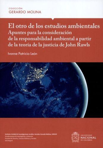Otro De Los Estudios Ambientales Apuntes Para La Consideracion De La Responsabilidad Ambiental A Partir De La