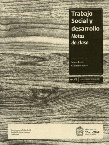 Trabajo Social Y Desarrollo