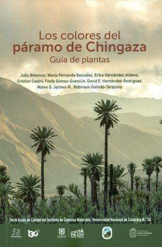 Colores Del Paramo De Chingaza Guia De Plantas, Los