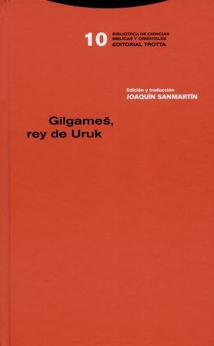 Gilgames Rey De Uruk
