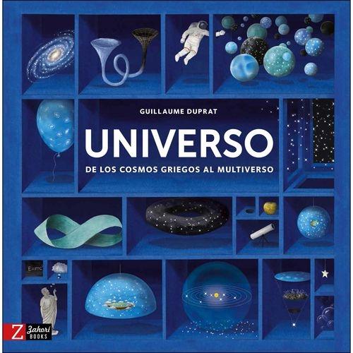 Universo De Los Cosmos Griegos Al Multiverso
