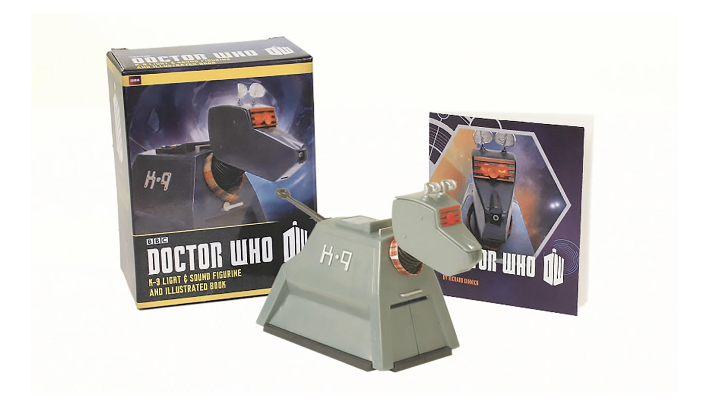 Minikit Doctor Who K-9