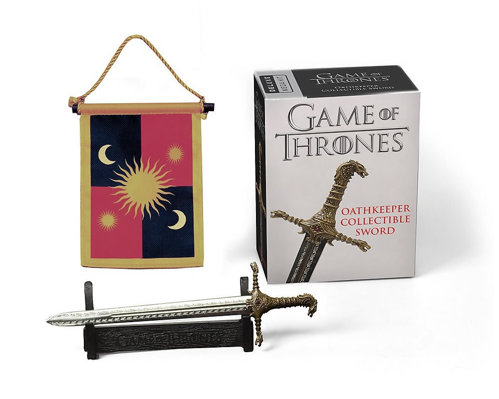Minikit Game Of Thrones Oathkeeper