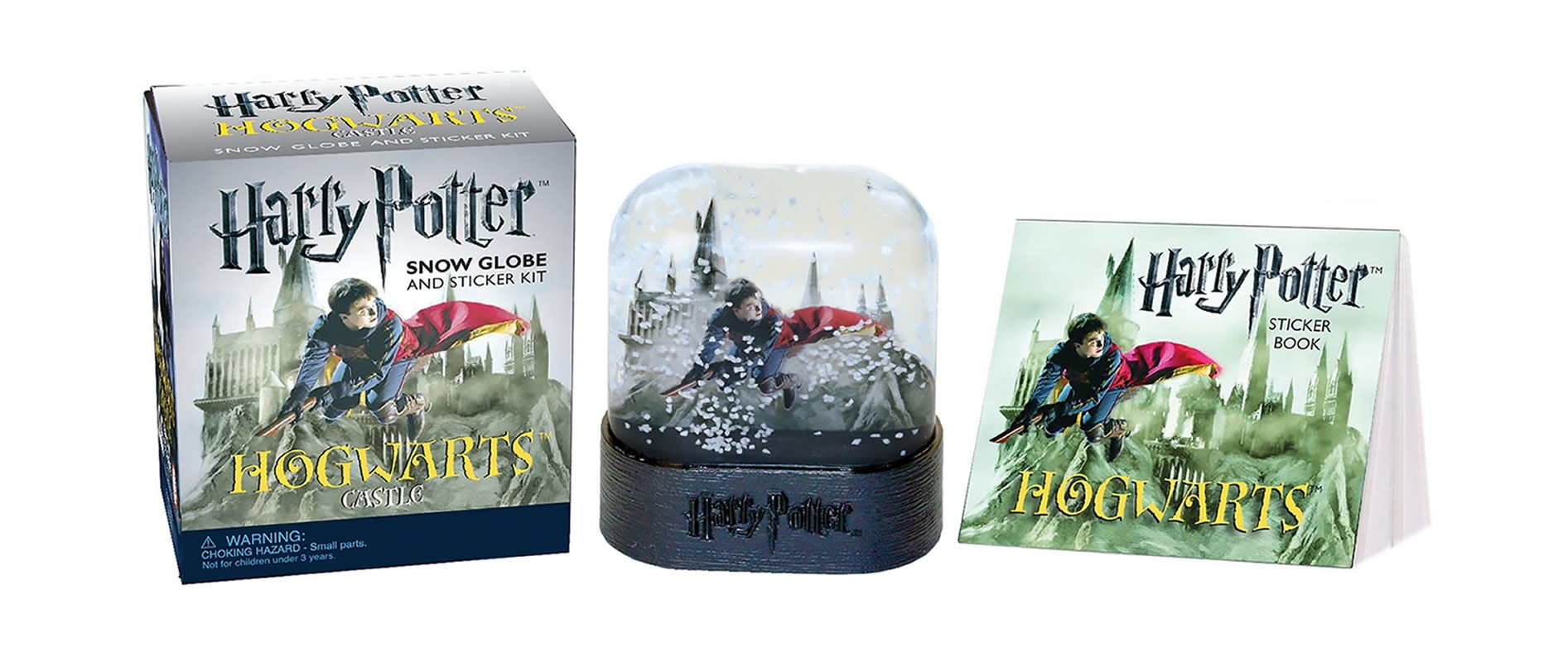 Minikit Harry Potter Hogwarts Castle