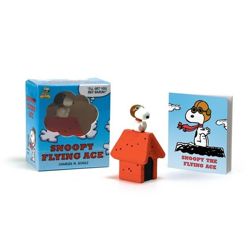Minikit Peanuts: Snoopy Fying Ace