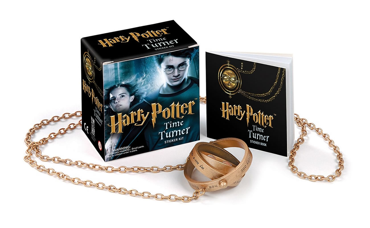 Minikit Harry Potter Time Turner Sticker