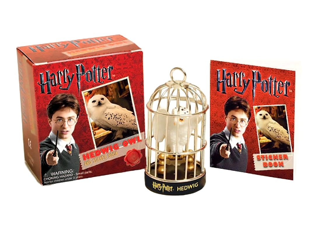 Minikit Harry Potter Hedwig Owl Kit