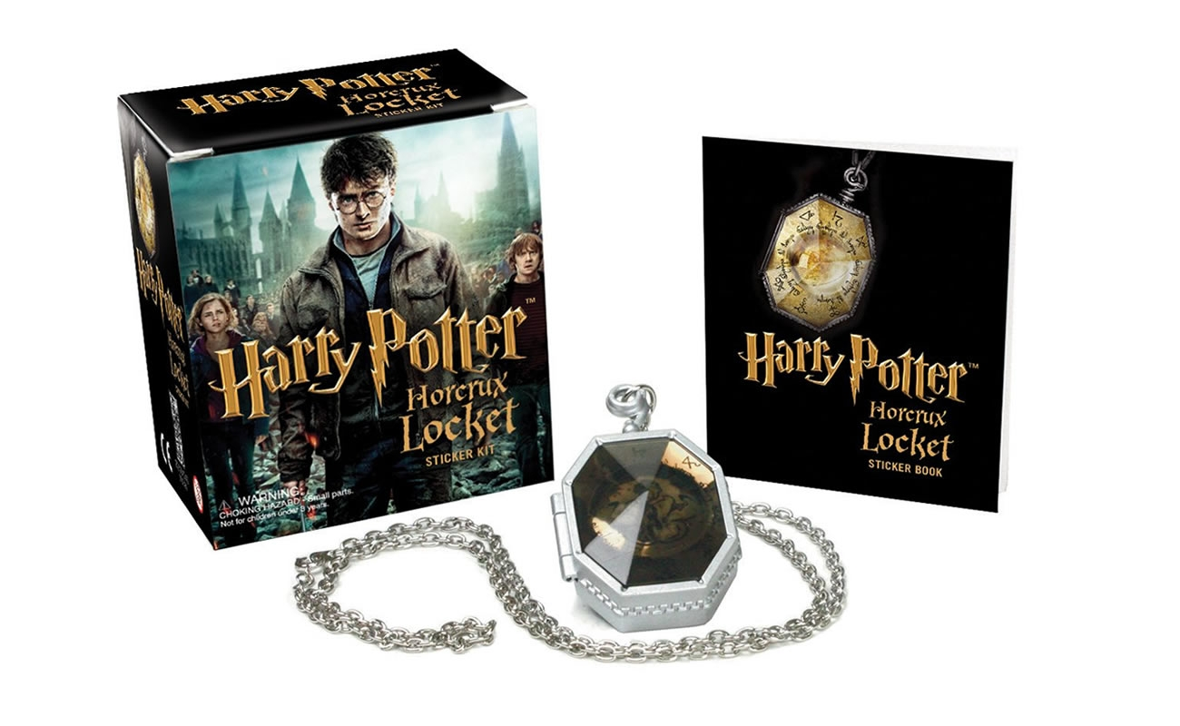 Minikit Harry Potter Horcrux Lockey Kit