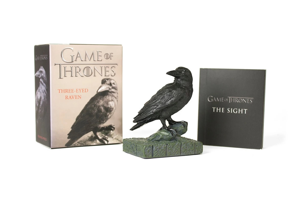 Minikit Game Of Thrones Longclaw Collectible