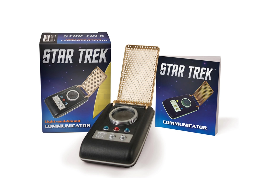 Minikit Star Trek Communicator