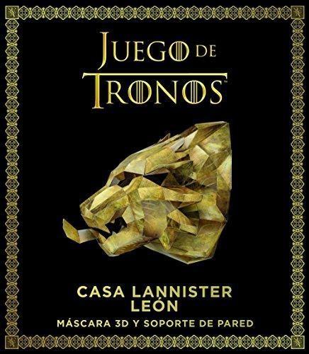 Juego De Tronos. Casa Lannister: León